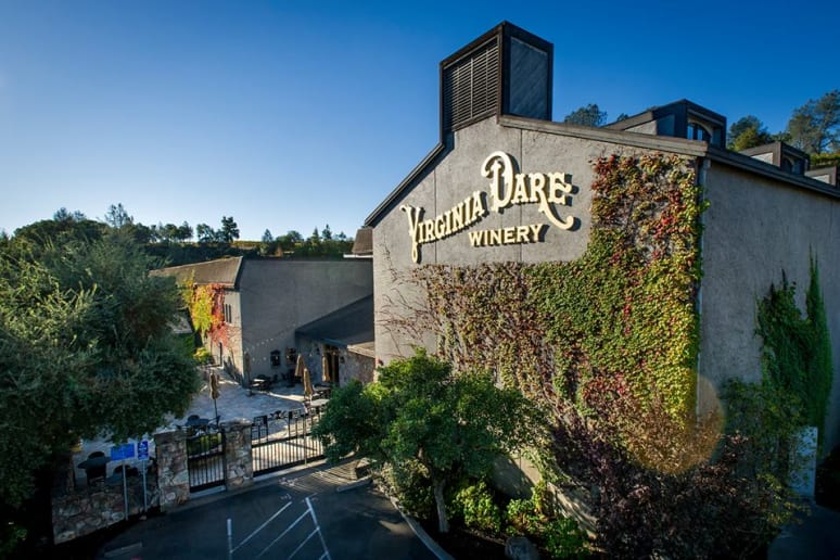 Virginia Dare Winery