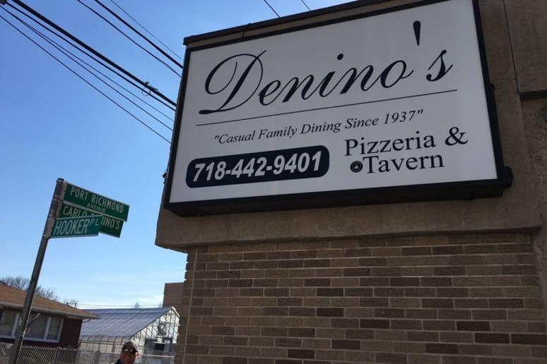 #38 Denino's, Staten Island, N.Y. (Sausage)
