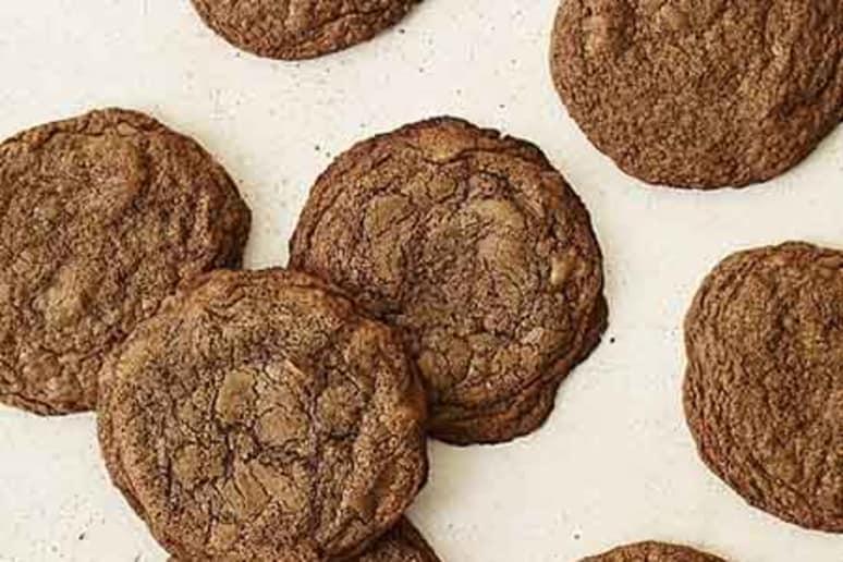 Chocolate Chili Cookies