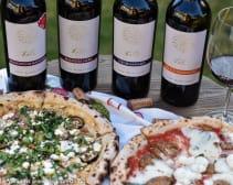 San Marzano wines from Puglia are ideal pizza wines