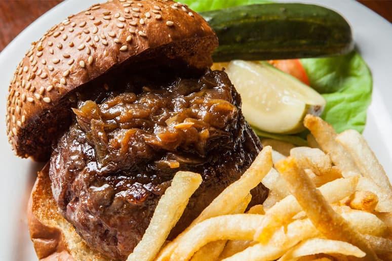#14 Minetta Tavern, New York City: Black Label Burger ($33)