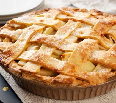 Green Chile Apple Pie Recipe