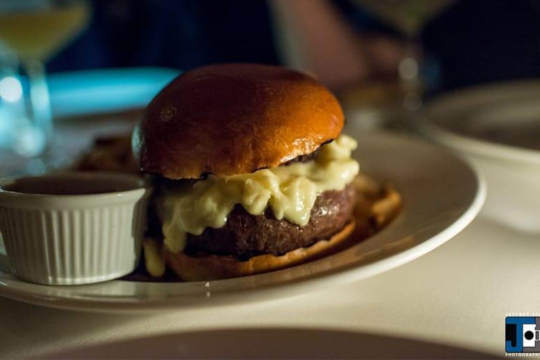 #10 The Beatrice Inn, New York City: 45 Day Dry-Aged Burger ($38)