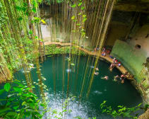 Cancun Cenote
