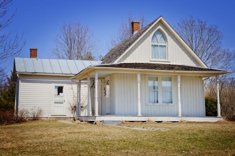 Iowa: American Gothic House (Eldon)