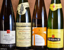 Alsace is the ideal home for Gewurztraminer