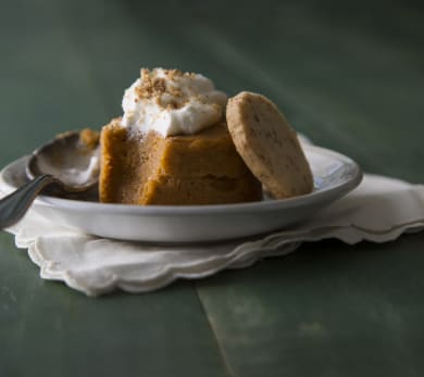 Browned Butter Sweet Potato Pie
