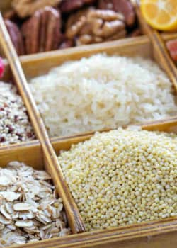 Clean Eating Kitchen Staples