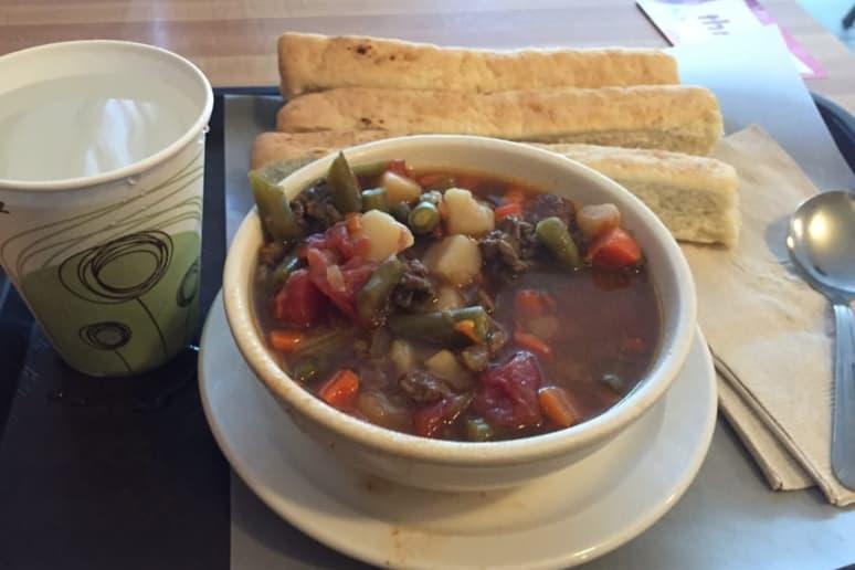 Utah: Soup Kitchen, Salt Lake City