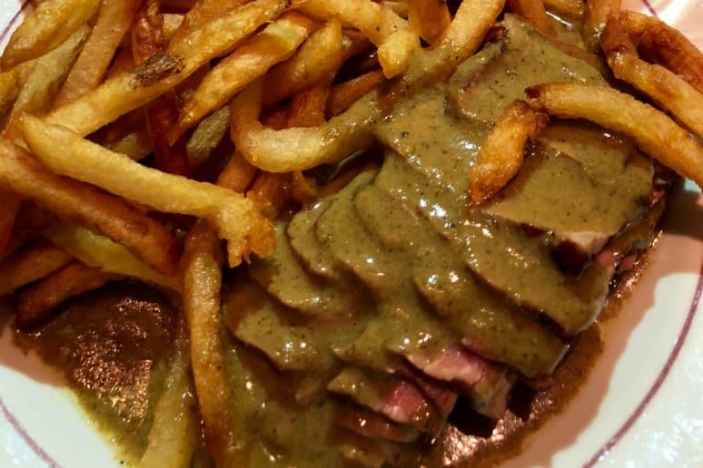 Classic Steak Frites