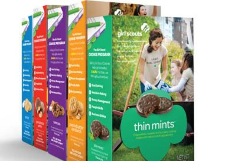 Girl Scouts Cookie