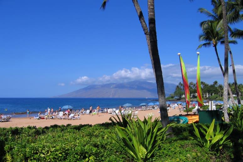 Hawaii: Wailea Beach (Maui)