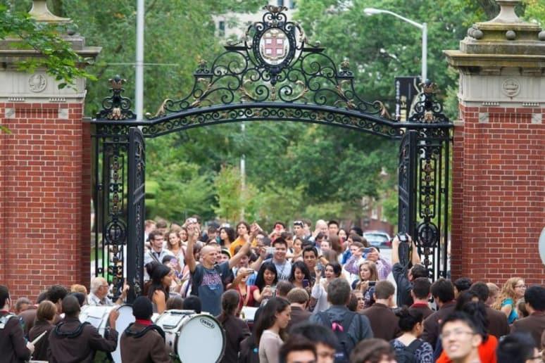 #18 Brown University (Providence, R.I.)