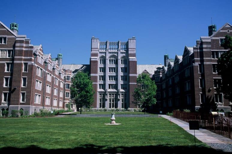 #10 Wellesley College (Wellesley Mass.)