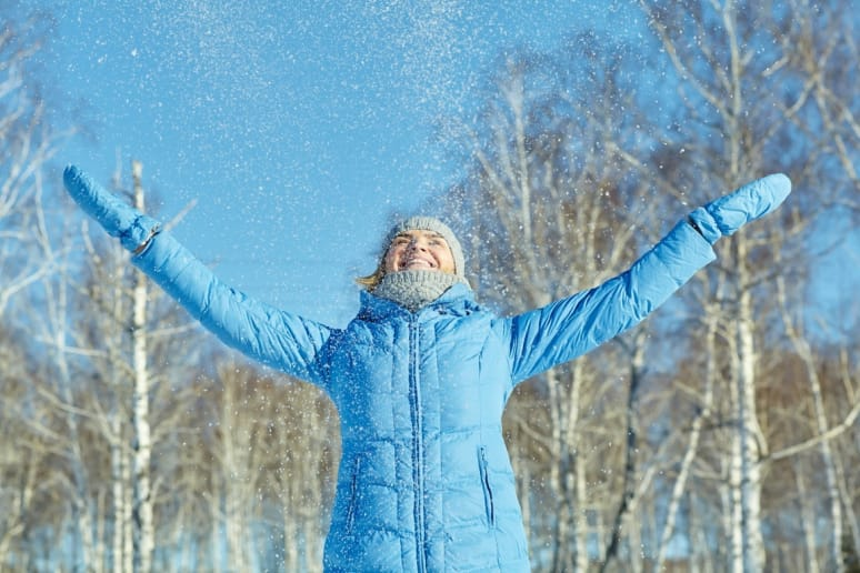 Winter Is Your Favorite Season