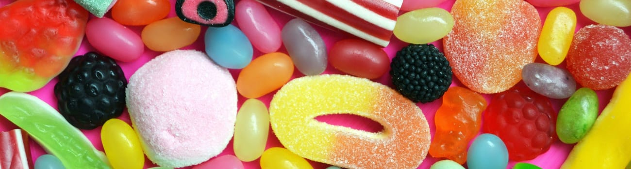 When your product is composed almost entirely of various forms of sugar, it's hard to start cutting back.