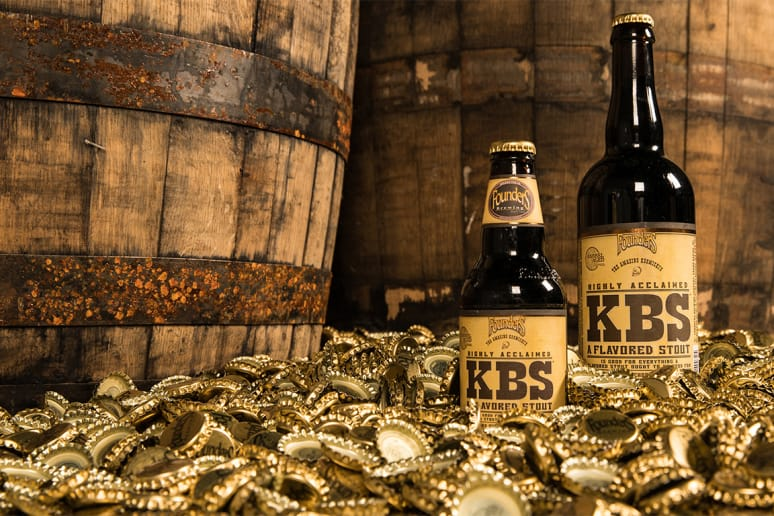 Founders Kentucky Breakfast Stout (KBS)