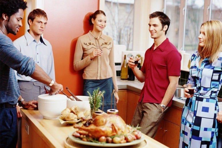 DIY Thanksgiving Favors