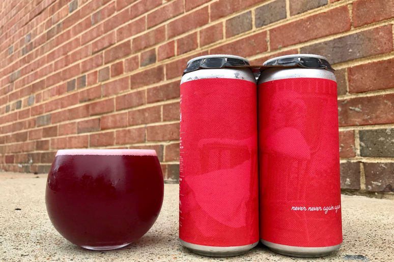 The Veil Brewing Co. Never Never Again Again