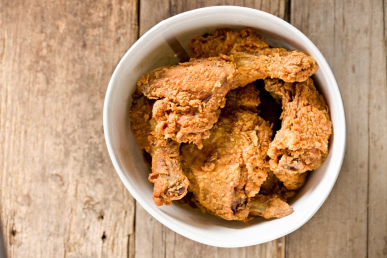 Unhealthiest: Fried Chicken