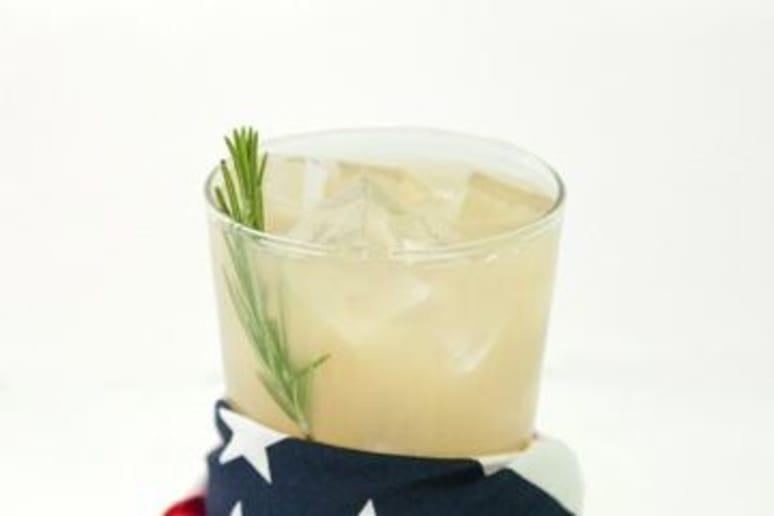 cocktail, bourbon, Wild Turkey, honey