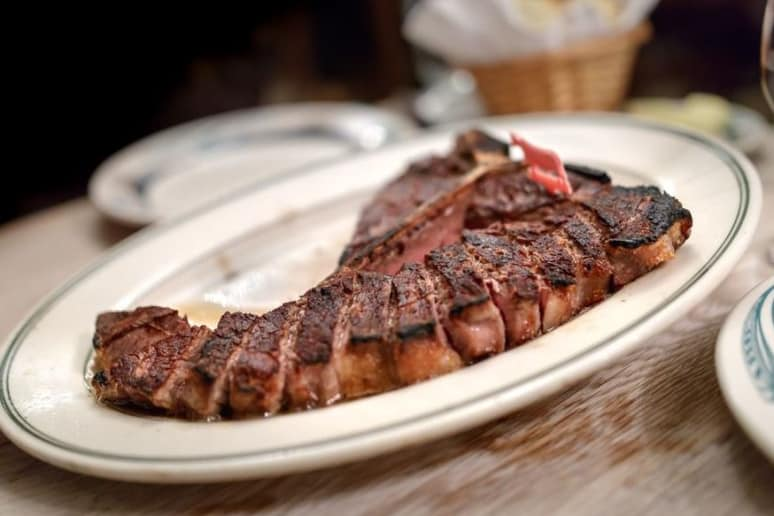 #49 Peter Luger, Brooklyn