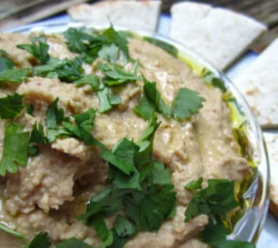 Chickpea and Tamarind Dip