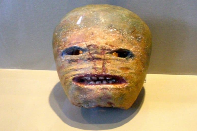 Turnip Jack O' Lanterns