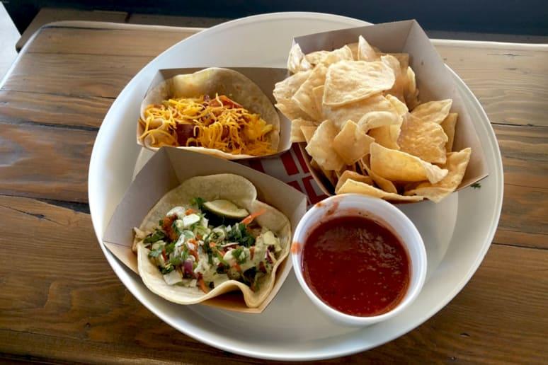 Idaho: Tin Roof Tacos, Boise