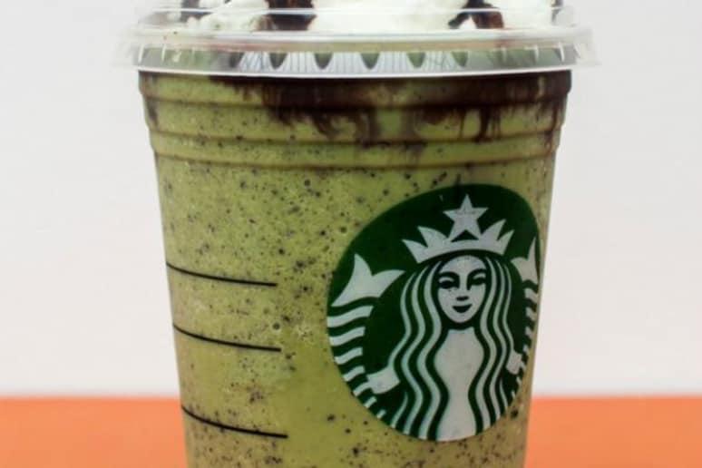 Get Your Starbucks Franken Frappuccino Now