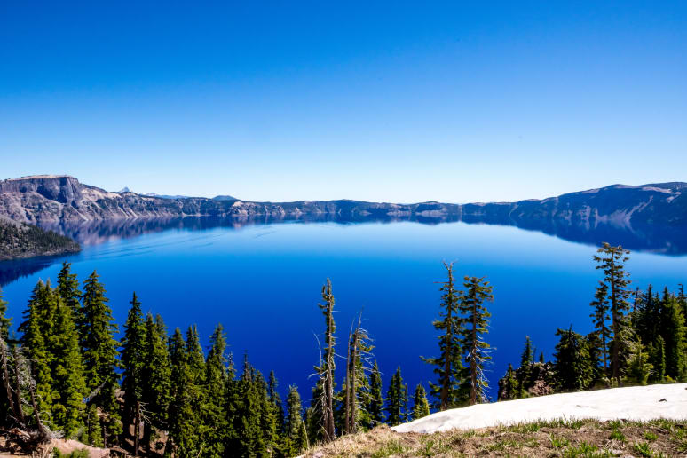 Oregon: Crater Lake National Park