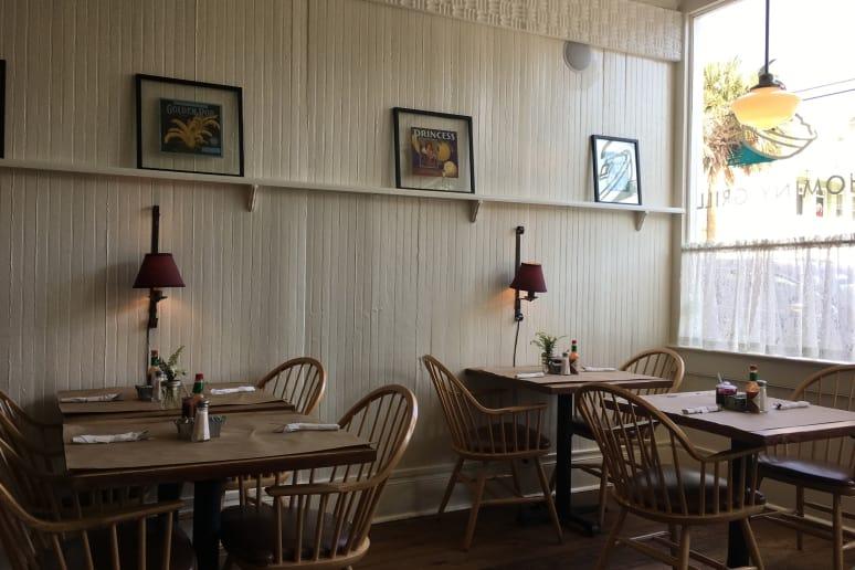 #51 Hominy Grill, Charleston, SC