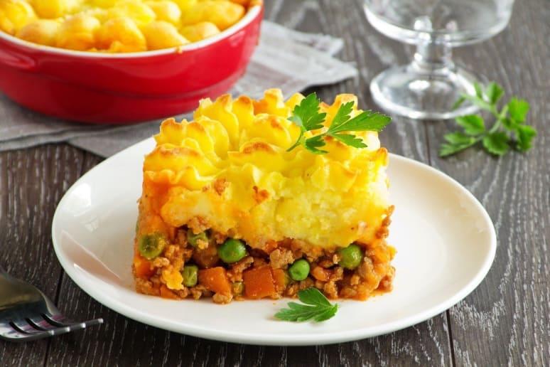 Crock-Pot Shepherd's Pie