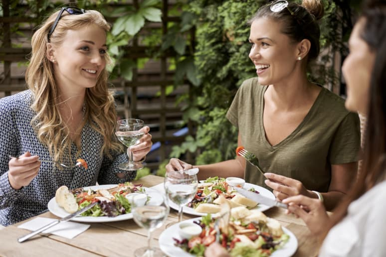 Try a New Restaurant (and Eat Outdoors)