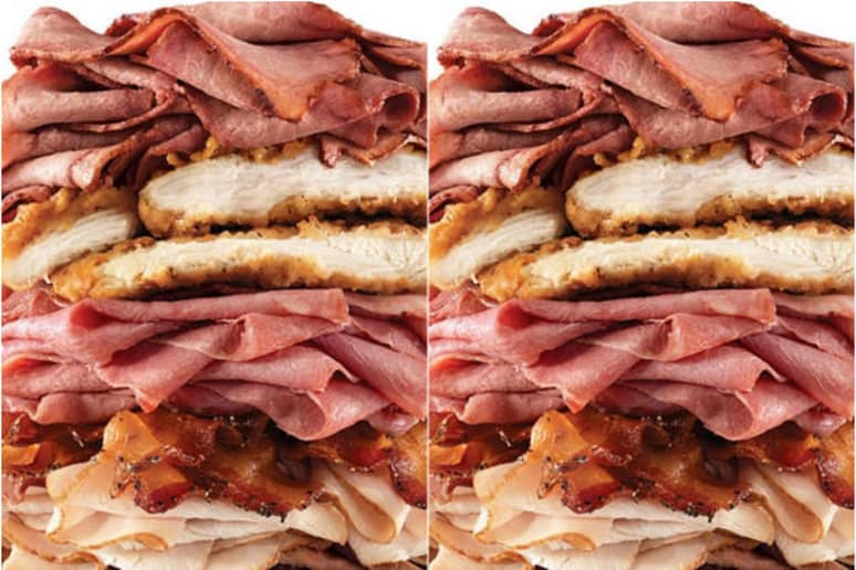Arby's has a Secret Sandwich Called the Meat Mountain