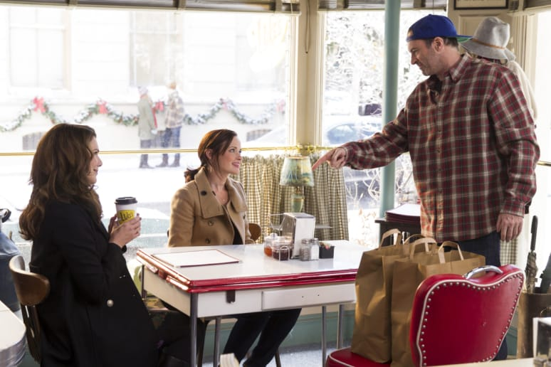 Luke's Diner, Gilmore Girls