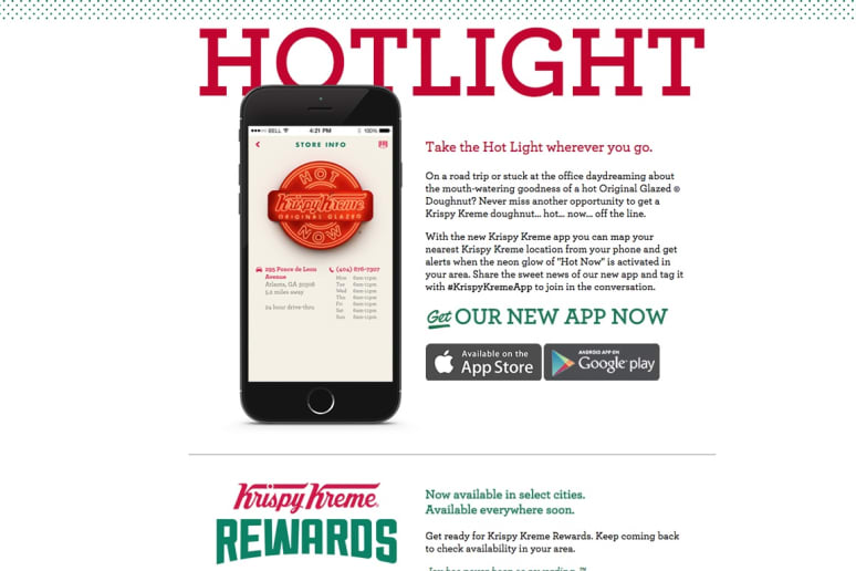 There's a Hot Light App