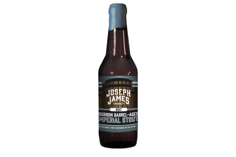Joseph James Bourbon Barrel Imperial Stout
