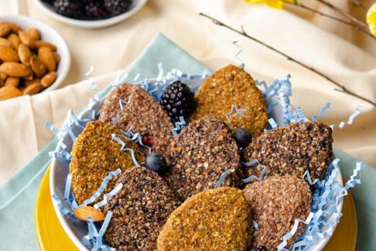 Raw Vegan Cookies