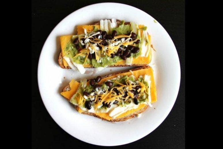 Nacho Mama's Grilled Cheese