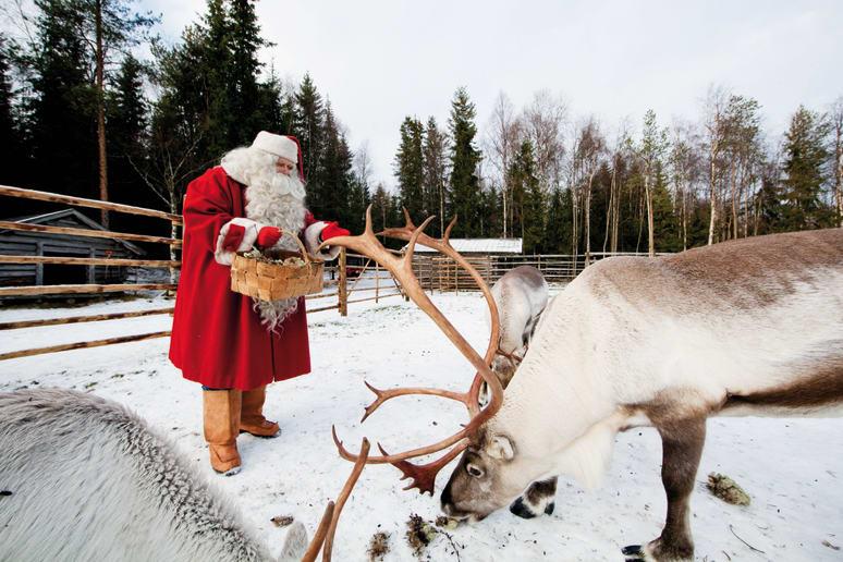 Santa Claus Village (Rovaniemi, Finland)