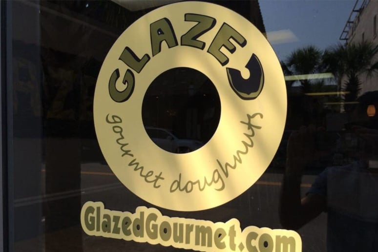 South Carolina: Glazed Gourmet Doughnuts, Charleston