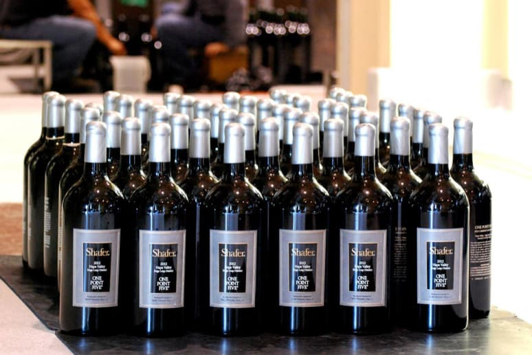 17. Shafer Vineyards, Napa, Calif.