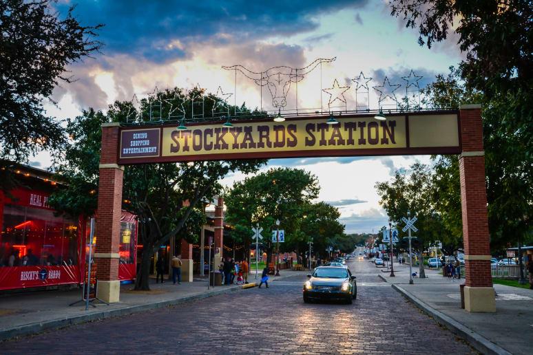 Texas: Fort Worth Stockyards (Fort Worth)