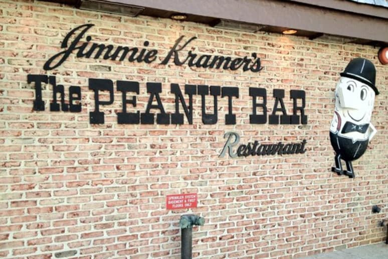 #6 Jimmie Kramer's Peanut Bar, Reading, Pa.