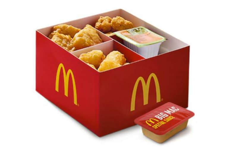Call them what you want, McDonald's, but they're still tater tots.
