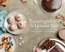 Lamingtons & Lemon Tart