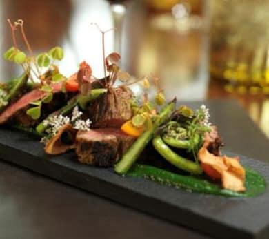 Charred Bison Flank Steak Recipe   Best Bison Recipes