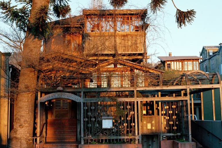 #32 Chez Panisse, Berkeley, Calif.