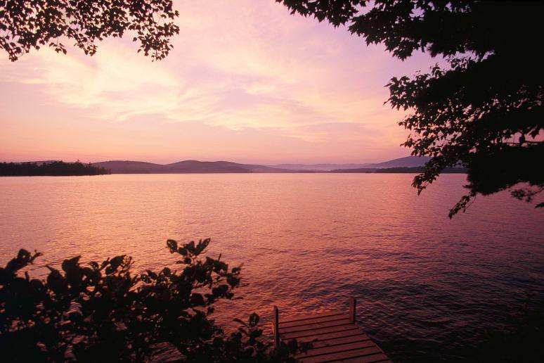 New Hampshire: Lake Winnipesaukee